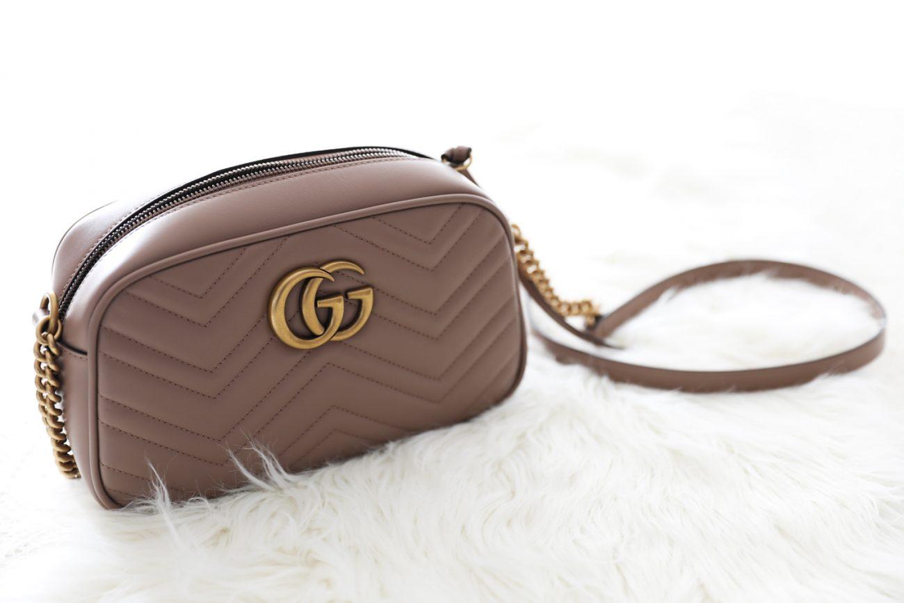 più amato 4b1c7 2826e La Mini borsa GG Marmont matelassé – Gucci | Cura